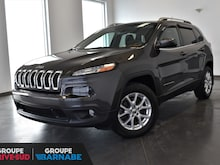 2014 Jeep Cherokee NORTH 4X4 + V6 + ENS. REMORQUAGE + 8.4PO VUS