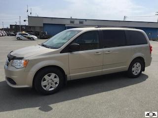 2013 Dodge Grand Caravan Stow-N-Go