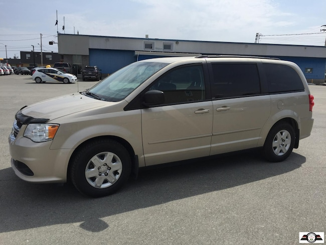 2013 Dodge Grand Caravan Stow-N-Go