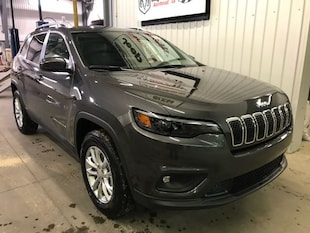 2019 Jeep Cherokee North SUV 4x4