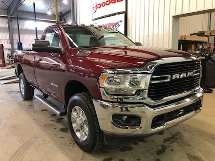 2019 Ram New 2500 Big Horn Truck Regular Cab