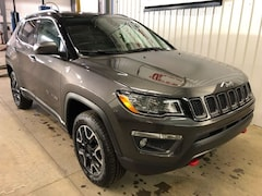 2019 Jeep Compass Trailhawk SUV 4x4