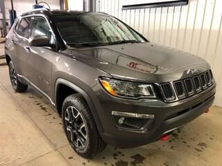 2019 Jeep Compass Trailhawk 4x4