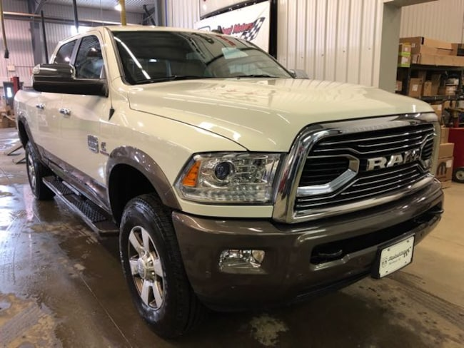 2018 Ram 2500 Longhorn Truck Crew Cab S/B 4x4