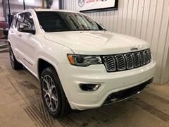 2019 Jeep Grand Cherokee Overland SUV 4x4