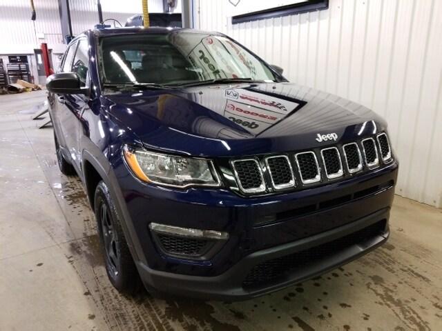 2018 Jeep Compass Sport SUV FWD