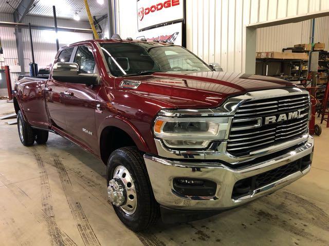 2019 Ram 3500 Dually Laramie Truck Crew Cab