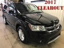 2017 Dodge Journey All Wheel Drive SXT SUV