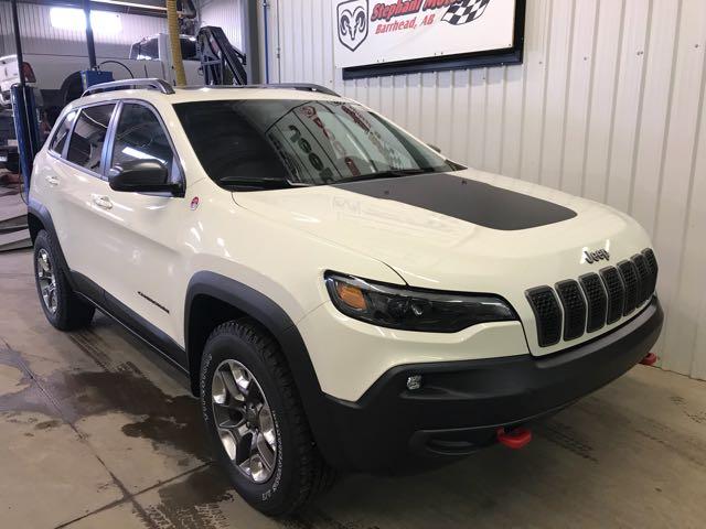 2019 Jeep Cherokee Trailhawk Elite SUV 4x4