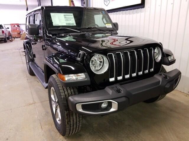 2018 Jeep All-New Wrangler Unlimited Sahara SUV 4x4