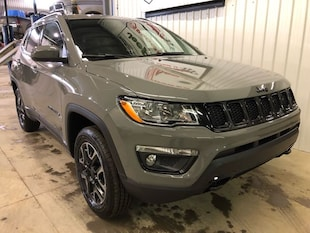 2019 Jeep Compass Upland Edition SUV