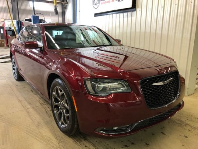 2018 Chrysler 300S All Wheel Drive Sedan