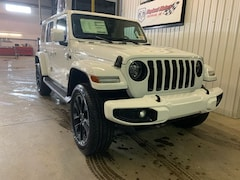 2021 Jeep Wrangler Unlimited Sahara SUV