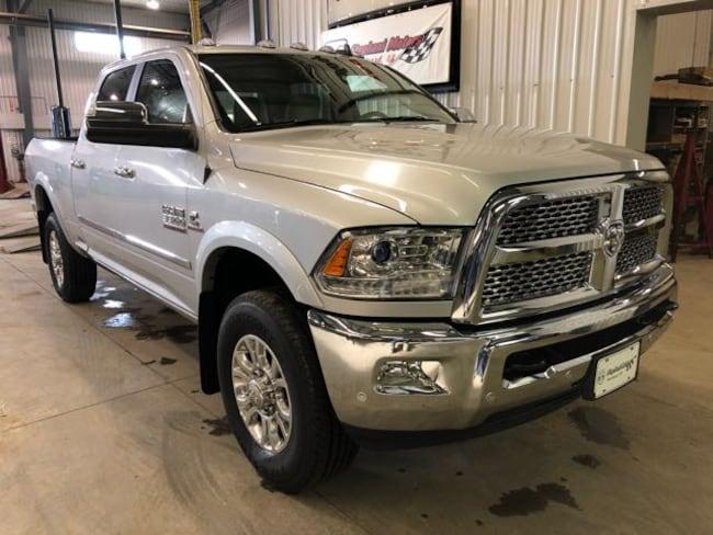2018 Ram 3500 Laramie Truck Crew Cab S/B 4x4