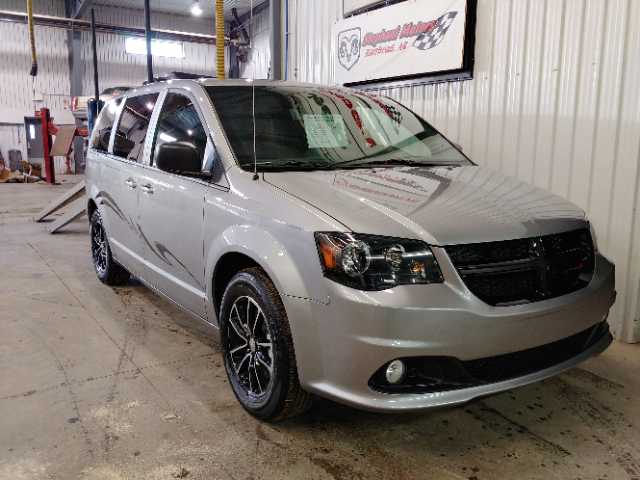 2019 Dodge Grand Caravan SXT Plus Van FWD