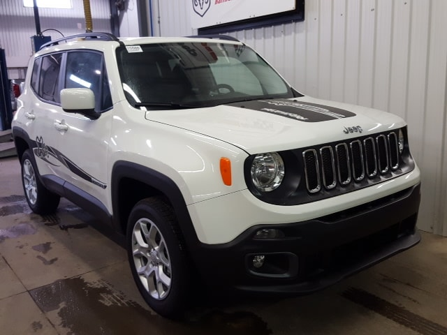 2016 Jeep Renegade North 4x4 SUV