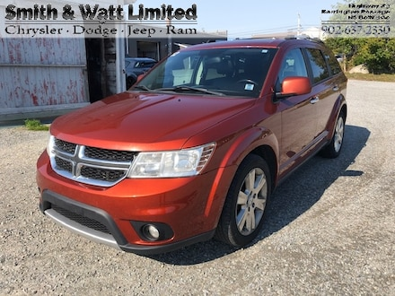 2012 Dodge Journey R/T AWD Van