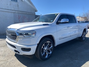 2020 Ram 1500 Limited 4x4 Crew Cab 153.5 in. WB