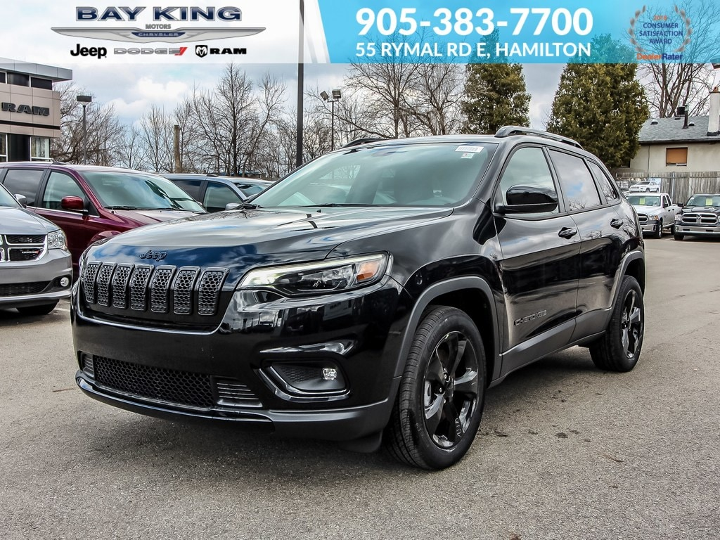 2019 Jeep New Cherokee 4x2, Back UP CAM, Bluetooth, Heated Seats & Wheel SUV
