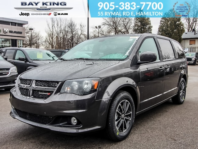 2019 Dodge Grand Caravan NAV, StowNGO, DVD, Bluetooth, Power Liftgate Van