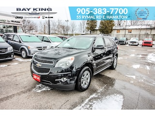 2014 Chevrolet Equinox NAV, Remote Start, Heated Seats, Back UP Camera SUV
