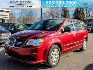 2016 Dodge Grand Caravan CVP, Stow'N'GO, Bench Seats, Tinted Gl