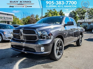 2019 Ram 1500 Classic Express Blackout, Backup CAM, Bluetooth, 20 Wheel Camion cabine Crew