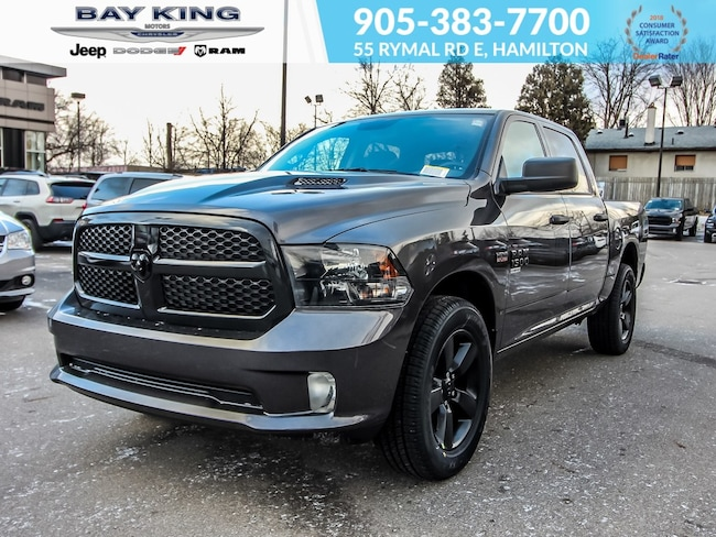 2019 Ram 1500 Classic Express Night, 4X4, Bluetooth, Back UP CAM, V8 Truck Crew Cab