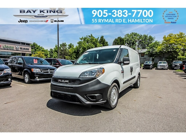 New 2019 Ram ProMaster City For Sale at Bay King Chrysler Dodge Jeep