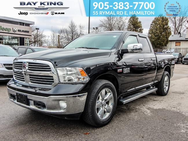 2015 Ram 1500 4X4, Side Steps, Remote Start, Trailer TOW, V8 Truck Quad Cab