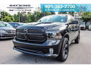 2019 Ram 1500 Classic Blackout, 4X4, Crew CAB, Hitch, Spray IN Liner Truck Crew Cab