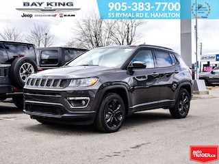 2019 Jeep Compass Altitude 4X2, Back UP CAM, NAV, Heated Seats SUV