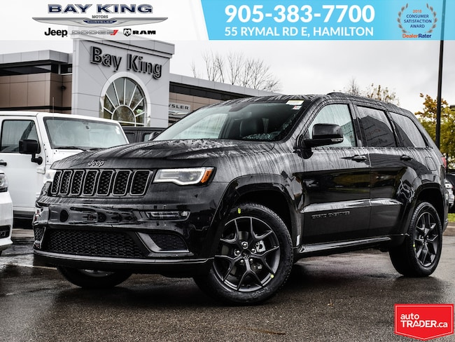 2019 Jeep Grand Cherokee Limited X 4X4, Sunroof, Remote Start, Wifi SUV