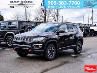 2019 Jeep Compass 4X4, NAV, Back UP CAM, Bluetooth, Remote Start SUV