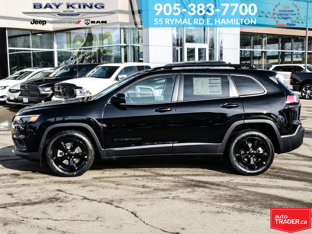 2019 Jeep New Cherokee 4x2, Wifi Hotspot, NAV, Remote Start, Heated Seats SUV