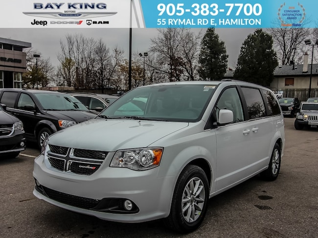 2019 Dodge Grand Caravan Premium Plus, Back UP CAM, NAV, Stow'N'GO Van