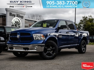 2018 Ram 1500 Outdoorsman Crew CAB 4X4, Back UP CAM, Remote Star Truck Crew Cab
