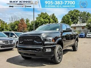 2018 Ram 2500 Laramie, 4X4, 6.7L Diesel, Sunroof, GPS NAV, 20� Truck Crew Cab