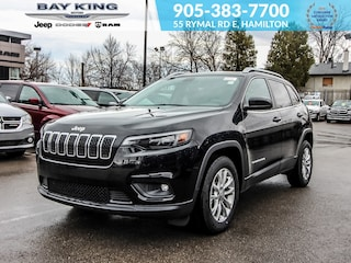 2019 Jeep New Cherokee 4x2, Back UP CAM, Bluetooth, Remote Start SUV