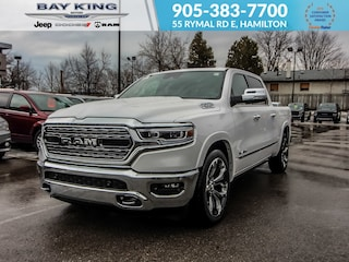 2019 Ram All-New 1500 4x4, Back UP CAM, Heated Seats, Side Steps Truck Crew Cab