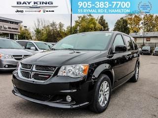 2019 Dodge Grand Caravan Premium Plus, Back UP CAM, NAV, Stow'N'GO Van