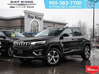 2019 Jeep New Cherokee 4X4, NAV, Back UP CAM, Bluetooth, Sunroof, TOW SUV