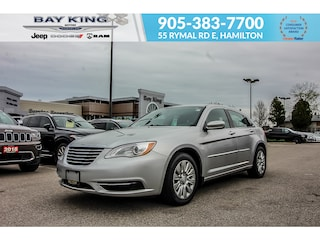 2012 Chrysler 200 4dr Sdn LX Sedan
