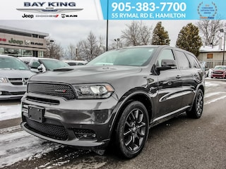 2018 Dodge Durango Sunroof, Heated Seats, Power Liftgate, Gold Plan SUV