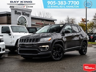 2019 Jeep Compass Altitude 4X2, Back UP CAM, Bluetooth, GPS, Remote SUV