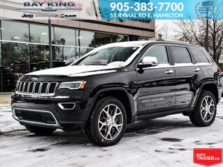 2019 Jeep Grand Cherokee NAV, Wifi, Park Assist, Power Liftgate, 20 Wheels SUV