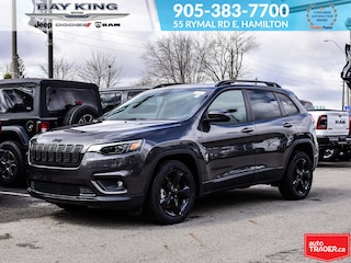 2019 Jeep New Cherokee 4x2, Back UP CAM, Bluetooth, Heated Seats & Wheel SUV