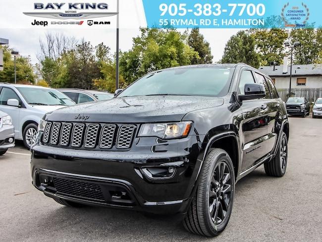 2019 Jeep Grand Cherokee Laredo Altitude 4X4, GPS NAV, Sunroof, Backup CAM SUV