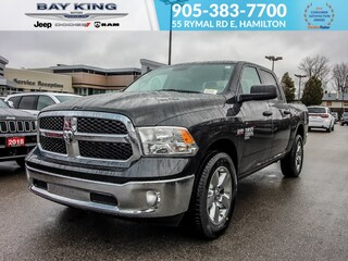 2019 Ram 1500 Classic Back UP CAM, 20' Wheels, V8, FOG Lamps, Bench Se Truck Crew Cab