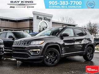 2019 Jeep Compass North Altitude 4X2, Back UP CAM, GPS, Heated Seats SUV
